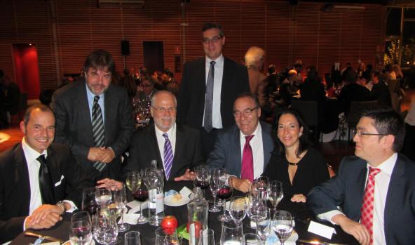 Representantes de AEFIMIL estuvieron presentes en la XXXI Convención anual de Ascen.