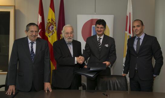 IFEMA y AEFIMIL alcanzan un acuerdo para el lanzamiento de esCLEAN, Salón de la Limpieza e Higiene Profesional, en junio de 2014