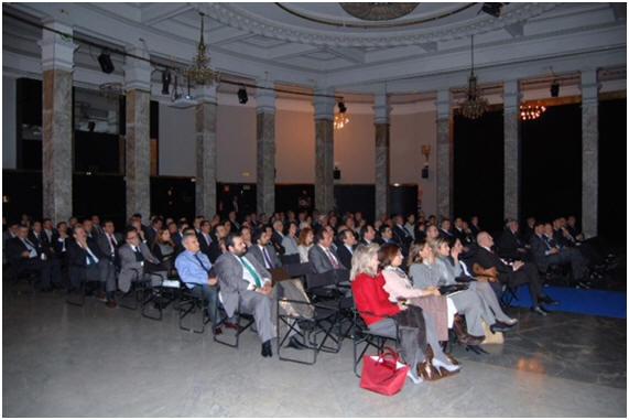 NOTICIAS  Aefimil celebró su III encuentro anual en el Círculo de Bellas Artes de Madrid.