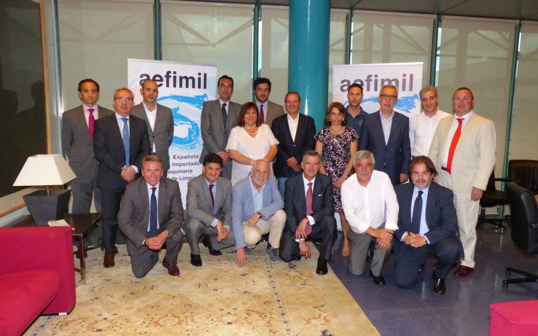 XXV Asamblea General de Aefimil