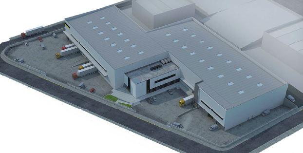 Nuevo centro logístico de Karcher