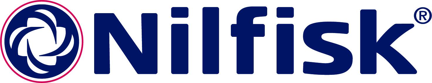Logotipo NILFISK