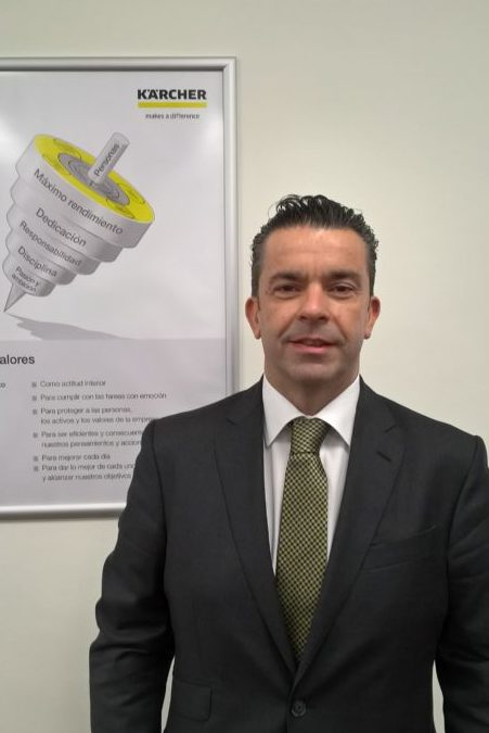 RICARDO EIMIL, NUEVO PRESIDENTE REGIONAL DEL SUR DE EUROPA DE KARCHER.