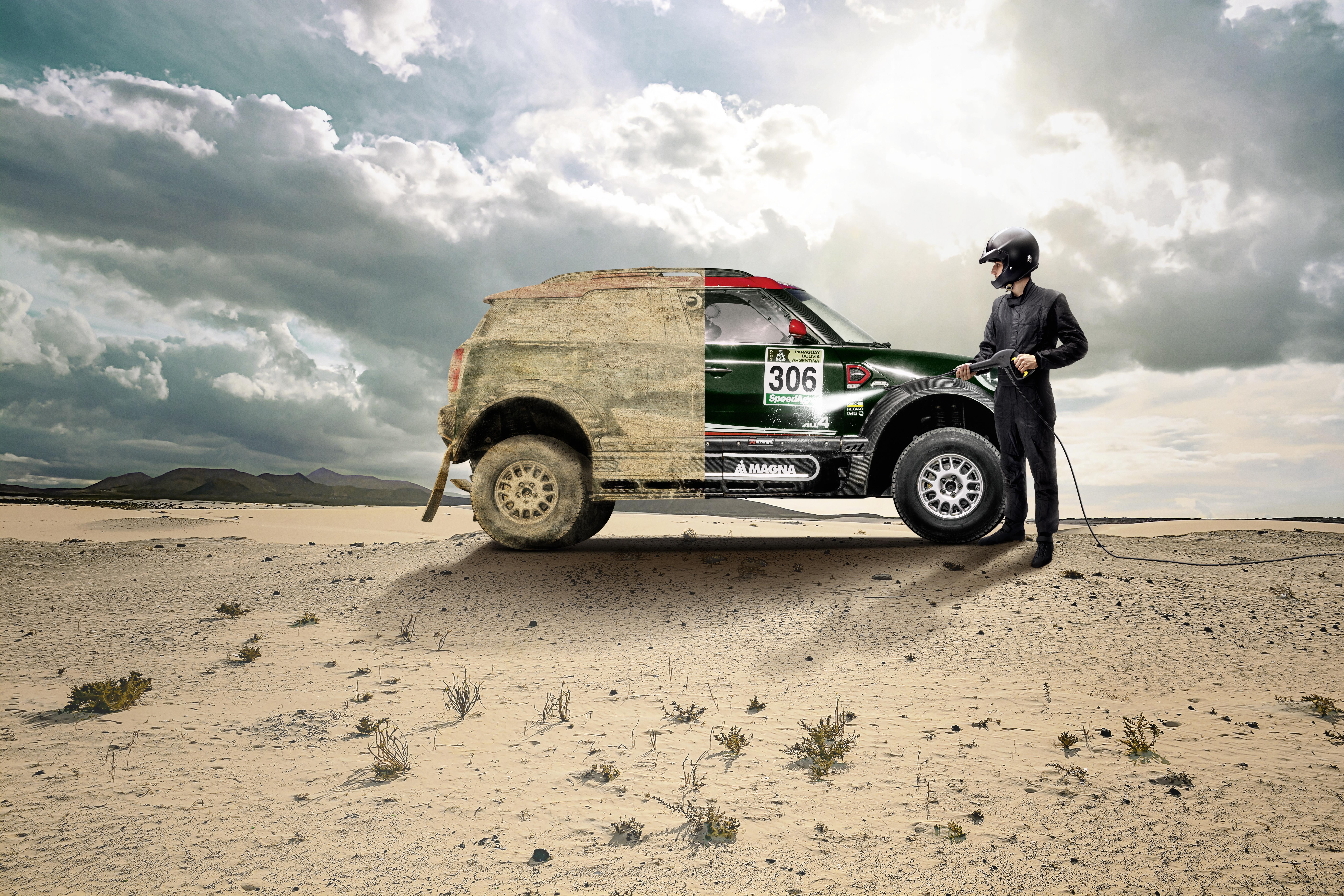 Karcher Dakar 2017