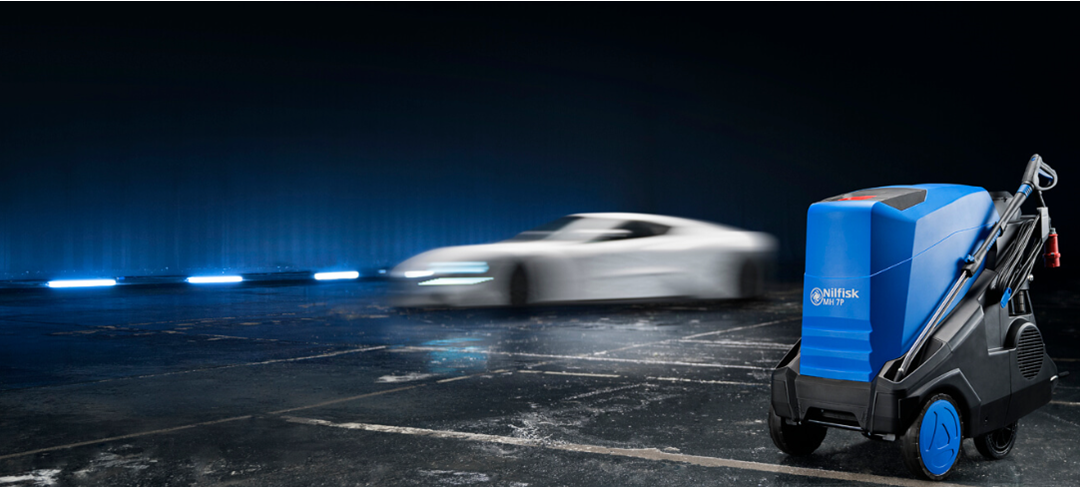 Nilfisk lanza una nueva campaña, Built for Speed.