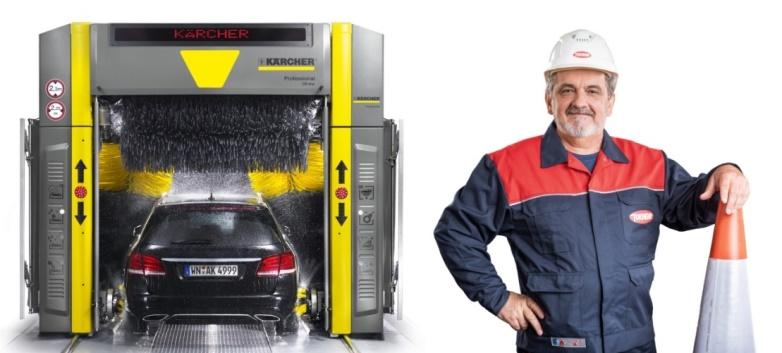 Acuerdo de cooperación en el sector del lavado de vehículos