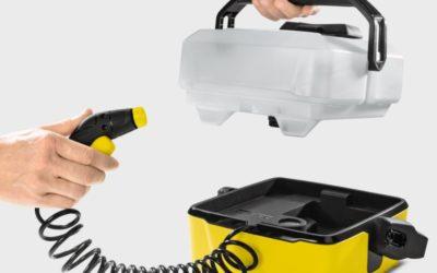 Nueva limpiadora portátil OC3 de Kärcher