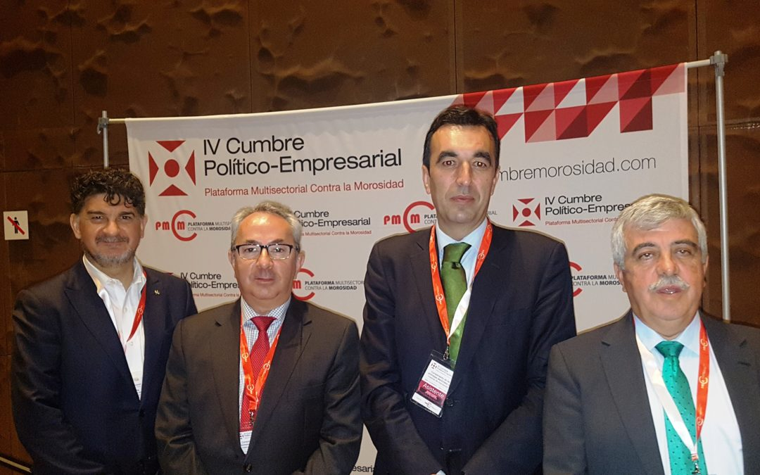 "AEFIMIL participa en la IV Cumbre Político-Empresarial de la PMcM"""