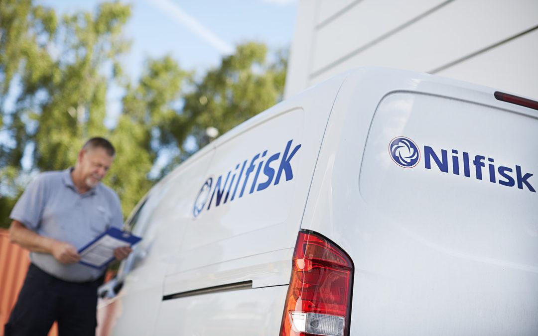 NILFISK presenta los resultados financieros del primer trimestre de