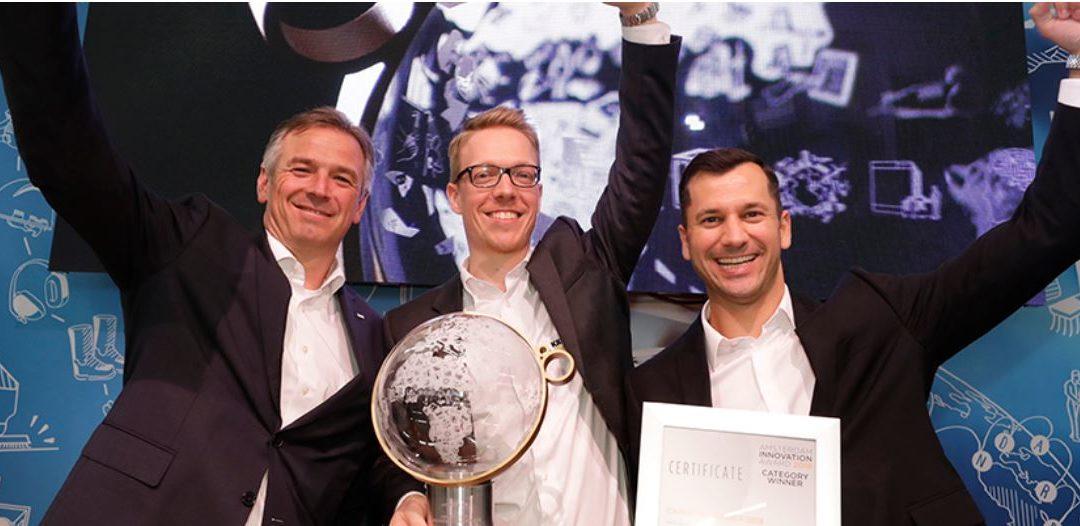 Karcher gana el premio Issa Interclean a la Innovación