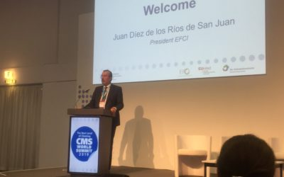 AEFIMIL participa en el CMS Berlin World Summit 2019